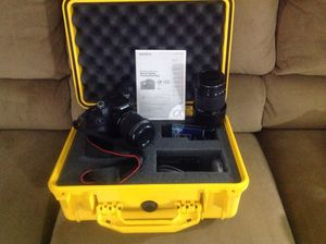Sony Alpha Digital Camera for Sale in Canton, MI