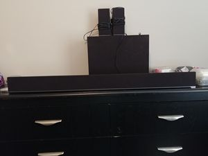 Vizio surround sound with wireless subwoofer for Sale in Alexandria, VA