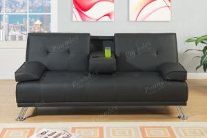Brand new black or gray sofa futon for Sale in San Diego, CA