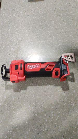 Milwaukee cutout tool for Sale in Alpine, UT