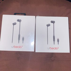 BRAND NEW urbeats 3 Earbuds for Sale in New Haven, CT