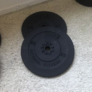 25lb Weights for Sale in Gilroy, CA