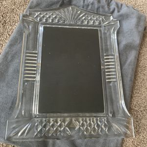 Waterford Crystal Frame 2x3 for Sale in Los Angeles, CA