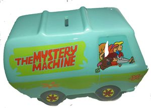 Scooby Doo Mystery Machine Bank for Sale in Oklahoma City, OK