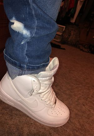 Nike Air Force 1 High size 7.5 for Sale in Waynesville, MO