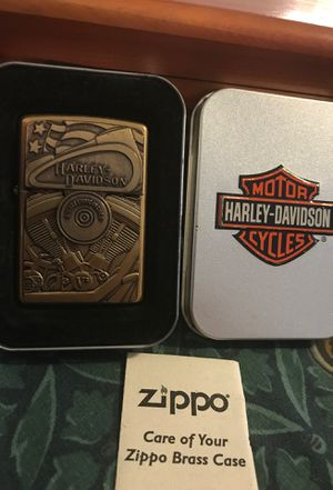 Harley Zippo Lighter for Sale in Washington, PA