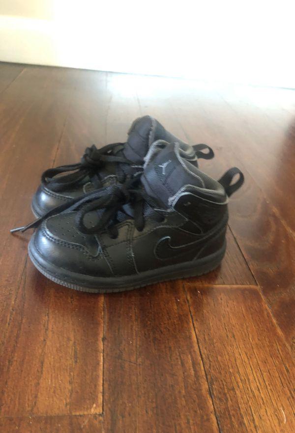 Air Jordan Ones size 6C