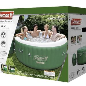 Coleman SaluSpa Inflatable Hot Tub for Sale in Fort Lauderdale, FL