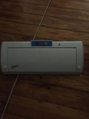 Ziplock vacuum sealer for Sale in St. Louis, MO