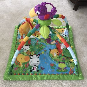Fisher Price Rainforest Playmat for Sale in Brandywine, MD