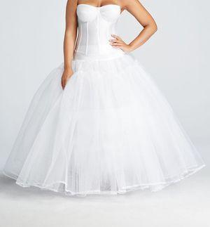 Wedding dress petticoat for Sale in Corona, CA