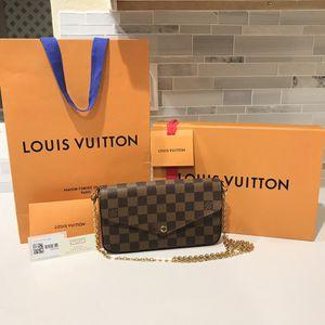 Authentic Louis Vuitton Pochette Felicie for Sale in La Quinta, CA