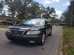 2010 HYUNDAI AZERA LIMITED EDITION for Sale in Jacksonville, FL