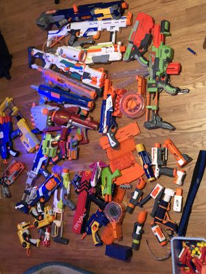 Nerf Gun Haul for Sale in Baltimore, MD