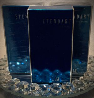 LOT OF 3! Women's ETENDART FEMME Eau de Parfum EDP France/French Perfume Spray LUX FULL SZ 5.1 oz NEW NIB for Sale in San Diego, CA