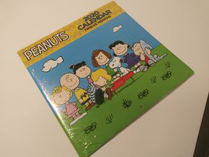 Peanuts 2020 Calendar for Sale in Escondido, CA