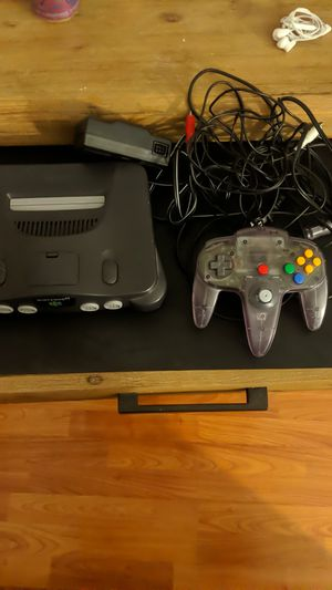 Nintendo 64 Console for Sale in Fort Lauderdale, FL
