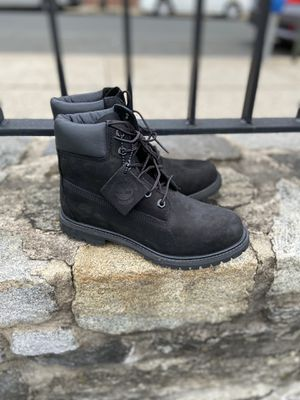"Timberland 6"" Premium Leather Ankle Boots - Size 8 W for Sale in W CNSHOHOCKEN, PA"