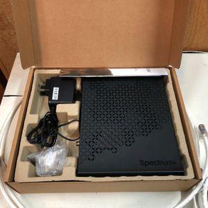 Spectrum Wifi Modem/ Router for Sale in Dallas, TX
