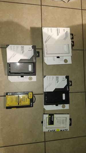 Samsung protective phone cases for Sale in El Paso, TX