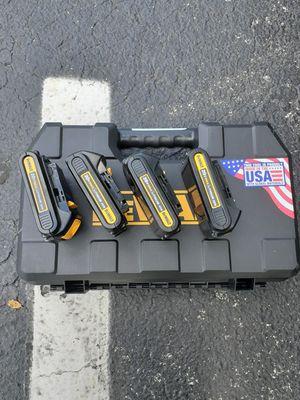 New DeWalt 20v Batteries 🔋💲30 Each (cada una) for Sale in North Miami Beach, FL