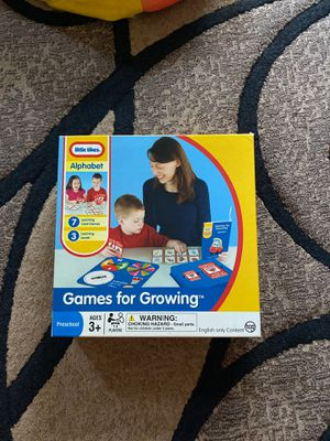 Preschool board game for Sale in Sacramento, CA