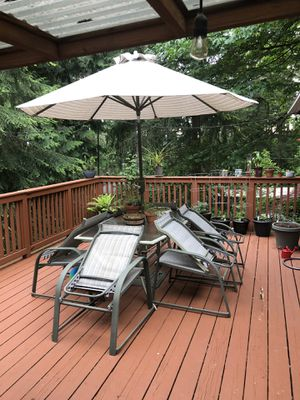Patio Set for Sale in Seattle, WA