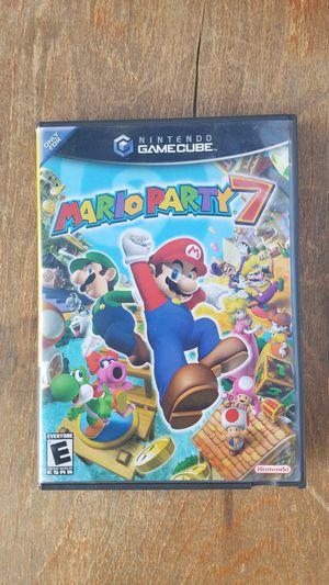 Mario Party 7 Gamecube for Sale in Orange, CA