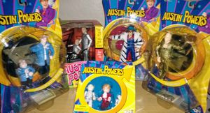 Vintage AUSTIN POWERS Action Figure Collection for Sale in Queen Creek, AZ