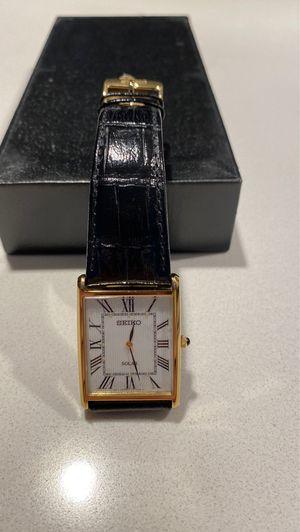 Vintage Seiko Solar Watch for Sale in Bainbridge Island, WA