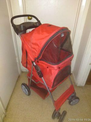 Pet stroller for Sale in Fresno, CA