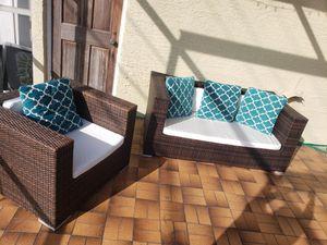 Patio set/patio furniture/outdoor furniture/outdoor set/patio seating set/balcony set/muebles de patio balcon o terraza for Sale in Miramar, FL