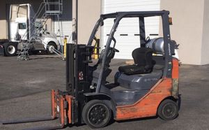 2006 Toyota forklift excellent condition for Sale in Gilbert, AZ