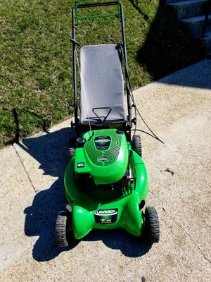 "Lawn-Boy Insight 20""self-propelled lawn mower for Sale in Fort Washington, MD"