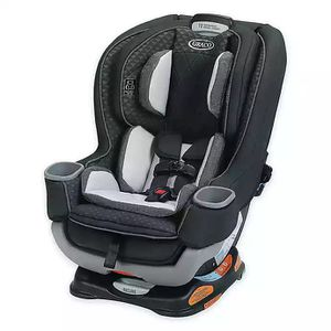 Graco Extend2Fit Platinum Convertible Car Seat in Mave with Self-tightening Latch Belt! for Sale in Bellevue, WA
