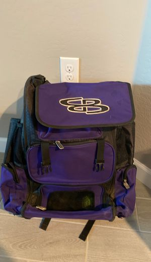 Boombah softball bag for Sale in Phoenix, AZ
