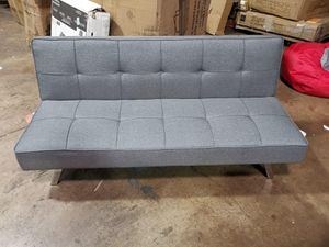Futon ( small tear ) for Sale in Irving, TX