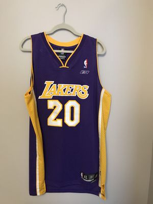 Gary Payton Authentic Vintage Los Angeles Lakers Jersey XL Stitched for Sale in Beverly Hills, CA