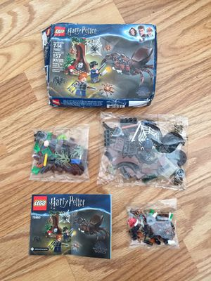 LEGO HARRY POTTER ARAGOG'S LAIR, 75950 for Sale in Lomita, CA