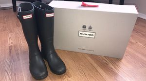 Hunter rain boots for Sale in Columbus, OH