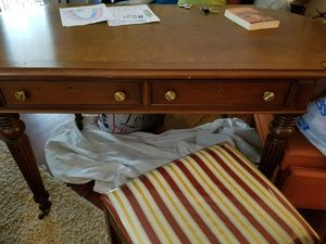 Antique Desk for Sale in Raleigh, NC