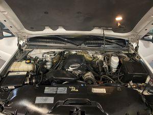 2002 Chevy Silverado 2500 HD for Sale in Madera, CA