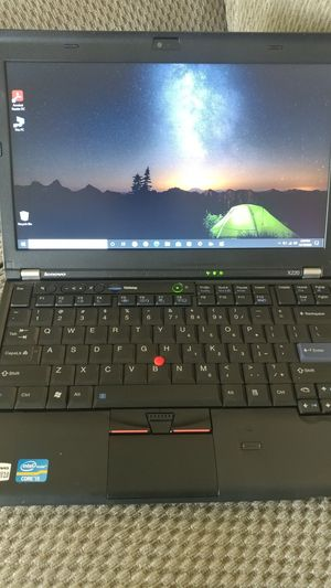 LENOVO THINKPAD X220 core i5 for Sale in Dearborn Heights, MI