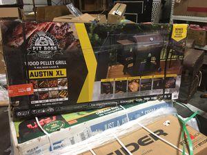 BBQ grill pit boss wood pellet grill Austin xl for Sale in Lakeland, FL