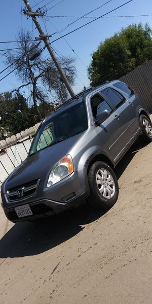 2005 honda CR-V AWD for Sale in Salinas, CA