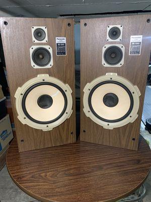 Panasonic 3 way Speakers for Sale in Oak Lawn, IL
