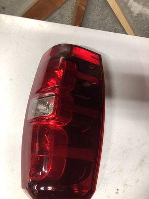 2008 Chevy avalanche tail lights (right & left) for Sale in Addison, IL