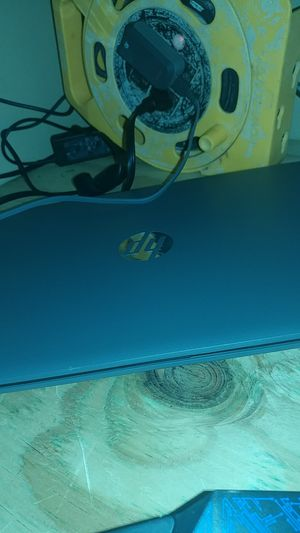 Hp touchscreen laptop 7th gen with charger for Sale in Vidor, TX
