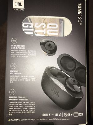 JBL earbuds for Sale in Highland, CA