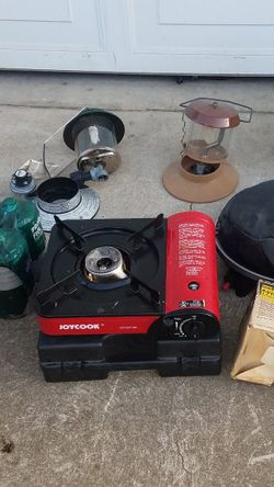 Camping Grills and lanterns! for Sale in Fresno,  CA